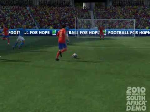 Gol de xabififa world cup 2010demo
