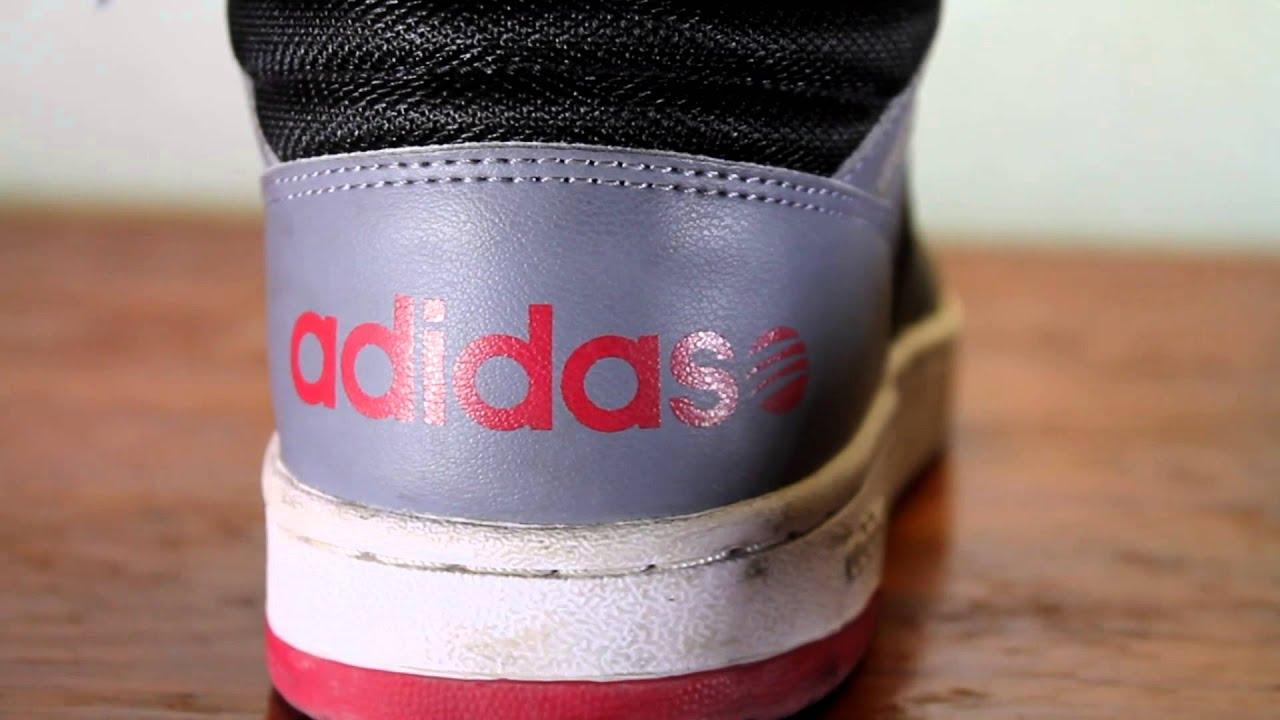 Adidas neo basket vs metà su youtube