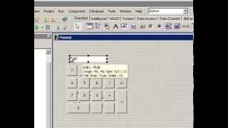 Borland Delphi7 Разработка приложения (Калькулятор)
