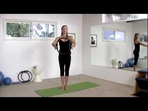7 Minute Standing Magic Circle Workout