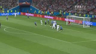 Set Play Analysis - Corner Goals Clip 9 - FIFA World Cup™ Russia 2018