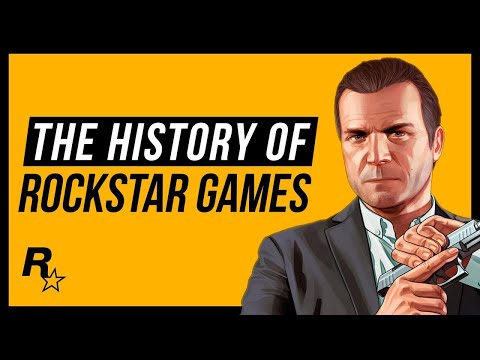 The History Of Rockstar Games