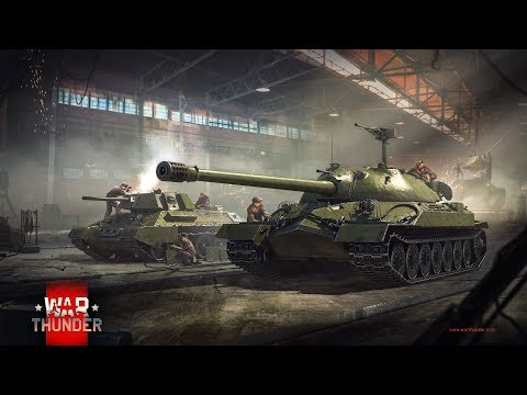 War Thunder - SPECIAL - Operation Market Garbage (IS-7 & T-34E)