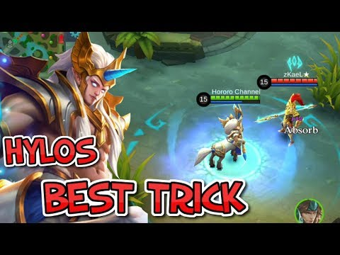 HYLOS 2ND SKILL TRICK TO MAKE IT MORE EFFECTIVE