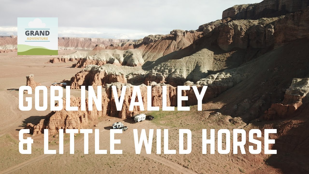 Ep  102: Goblin Valley & Little Wild Horse | Utah RV travel camping