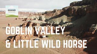 Ep. 102: Goblin Valley & Little Wild Horse | Utah RV travel camping