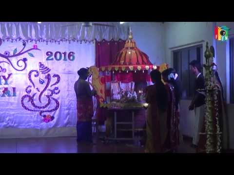 Saraswathy Pooja 2016 - Wayamba University of Sri Lanka