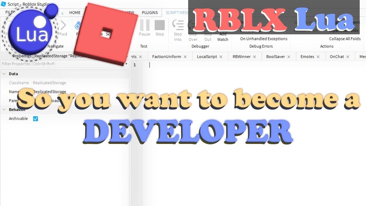 Webhooks Chat Roblox Lua Youtube