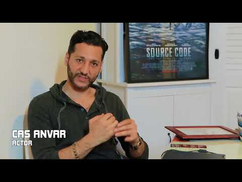 Voice actor Cas Anvar explains the need for a duty of care