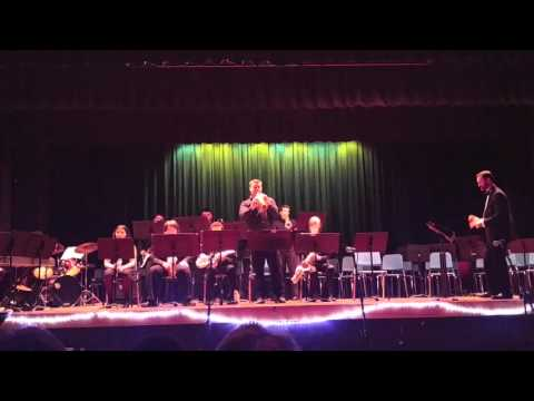 Kicks n' Licks performed by the Windham High School Jazz band