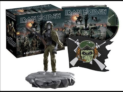 Iron Maiden releasing the 4th box set of album reissues - pre orders now up..!