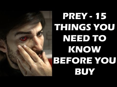 PREY (2017) - 15 Things You NEED To Know Before You Buy