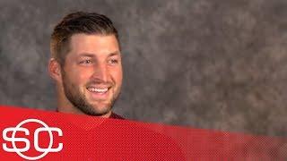 Tim Tebow describes the transition from Heisman winner to baseball player | SportsCenter | ESPN