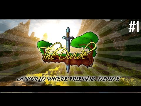 BRAND NEW SERIES - THE DIVIDE [1] - Setting Base