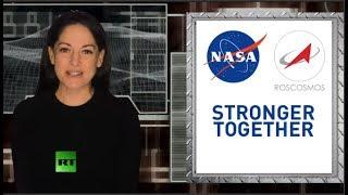 NASA cancels Roscosmos meeting over politics