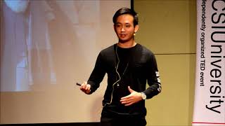 The Road Less Travelled | Chris Lau | TEDxUCSIUniversity