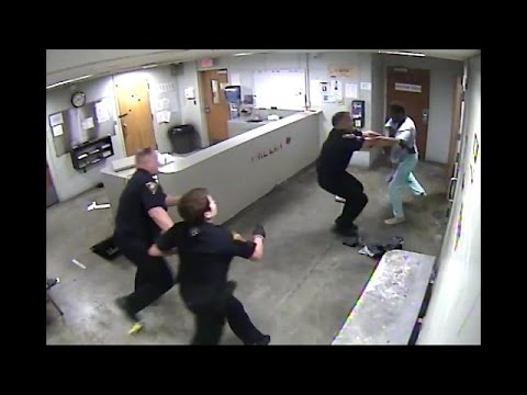 New London Police video of Lashano Gilbert incident