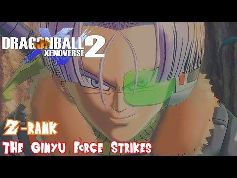 Dragon Ball Xenoverse 2 Z-Rank Walkthrough Part 4 - The Ginyu Force Strikes