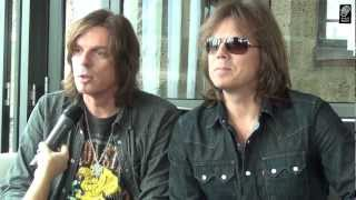 "Europe ""Bag of Bones"" Album Track by Track Video Interview Part 2/2"