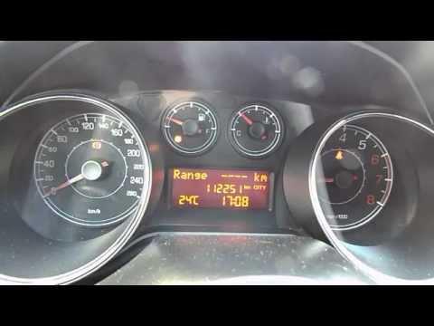 Расход Топлива Fiat Bravo и немного о панели приборов