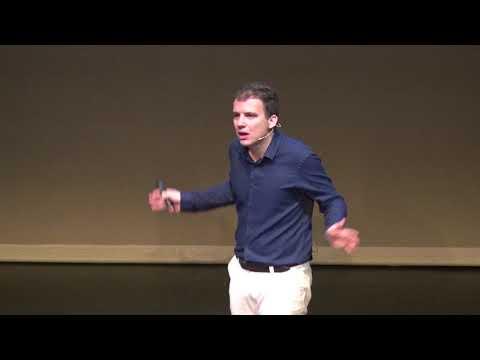 The Epic Debate: Book Smart vs Street Smart | Marios Rafail | TEDxUniversityofPiraeus