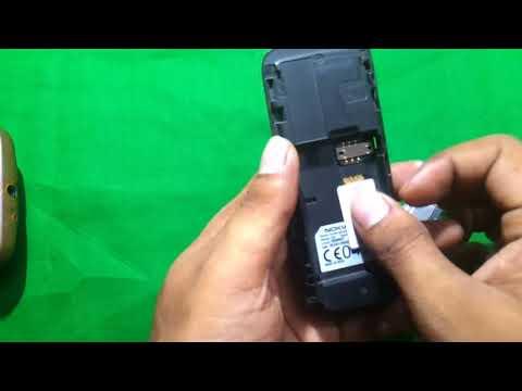 Nokia 100 Insert Sim Problem
