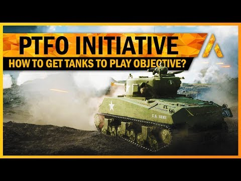 How to get TANKS to PTFO? - BF5