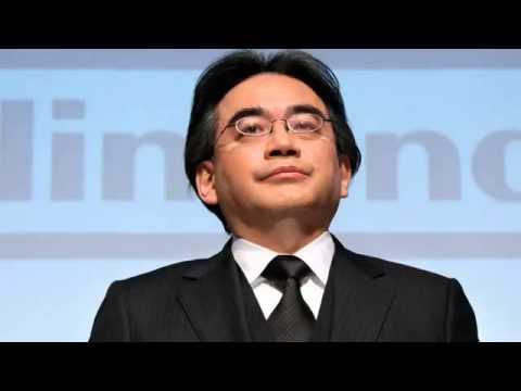 R.I.P Satoru Iwata ll Nintendo President has Passed Away 2015