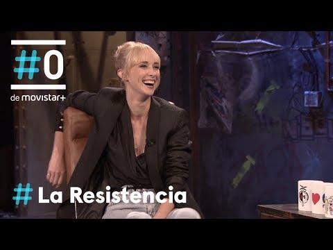 LA RESISTENCIA  Ingrid GarcíaJonsson vol. IV  LaResistencia 28.06.2018