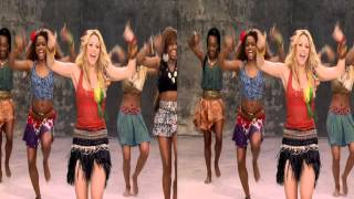 Shakira Waka Waka 3D SBS The Official 2010 FIFA World Cup™ Song
