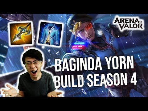 Season 4 - Rahasia Build Yorn Hybrid! Ga Banyak yang TAU!