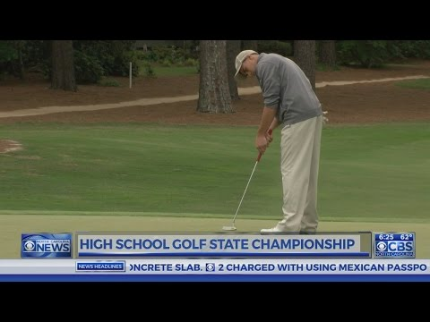 Pinecrest notches 3rd consecutive golf title