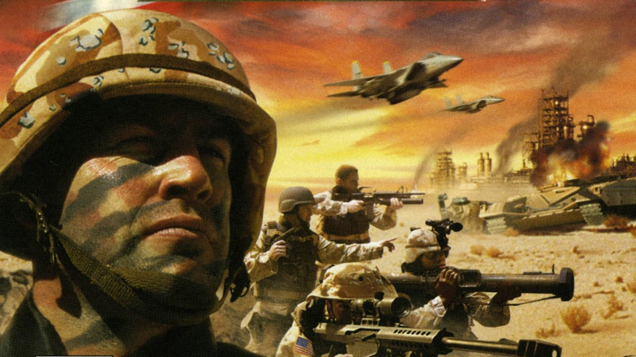 Cgrundertow Conflict Desert Storm 2 Back To Baghdad For