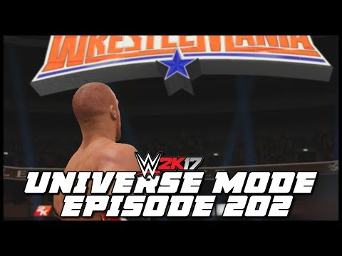 WWE 2K17 | Universe Mode - 'ROYAL RUMBLE PPV!' (PART 5) | #202