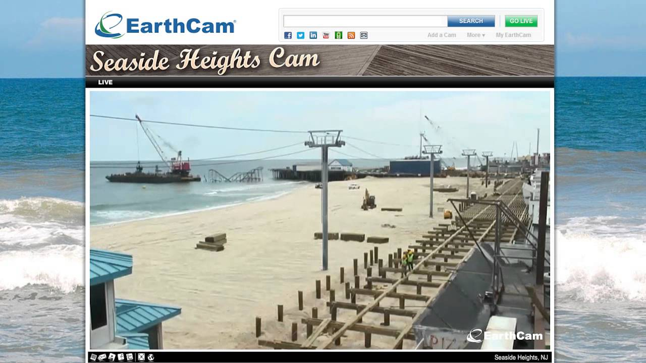 miami bayfront park earthcam