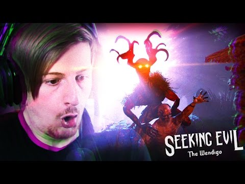 THIS IS GOING TO END BADLY.. || Seeking Evil: The Wendigo |