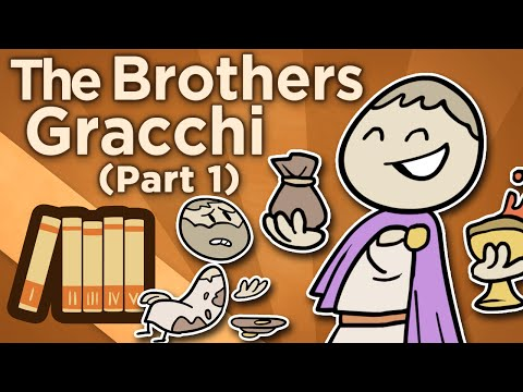 The Brothers Gracchi - How Republics Fall - Extra History - #1