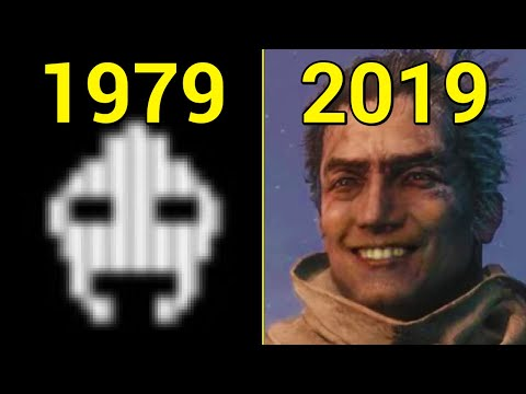 Evolution Of Game Of The Year Winner 1979-2019