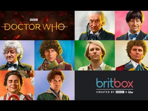 Classic Doctor Who On BritBox
