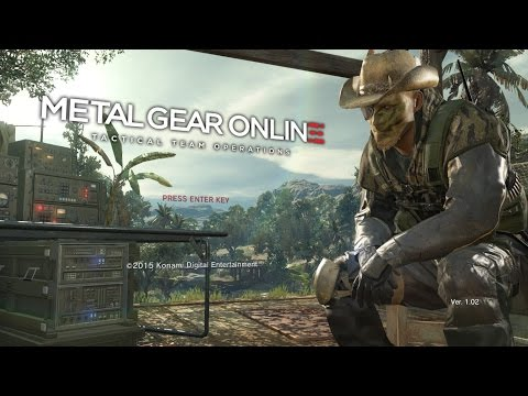 MGO 3 PC beta episode 4