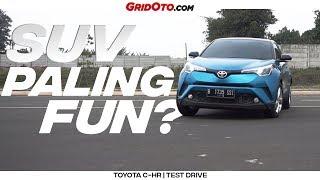 Tes Lengkap Toyota C-HR  | Test Drive | GridOto