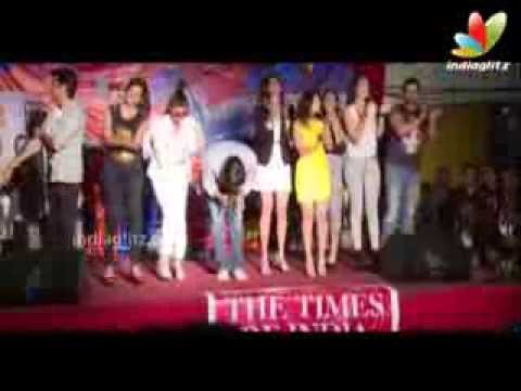 'Grand Masti' Team At Malhar Festival 2013 | Bollywood Movie | Riteish, Vivek, Aftab, Manjari Travel Video