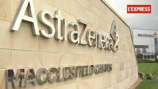 Vaccin Covid : AstraZeneca va livrer deux fois moins de doses que prévu à la France d'ici fin mars