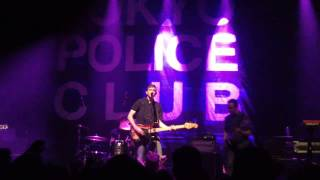 Tokyo Police Club - PCH (2015.09.18 @ The Imperial)
