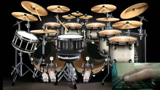Santana feat. Chad Kroeger - Into The Night - cover by Wanna Virtual Drummer