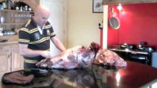How to Butcher a Deer - Cooking With Treyvaud