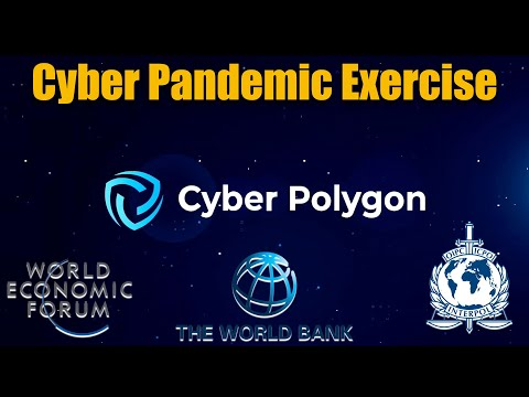 WEF Cyber Pandemic exercise Polygon