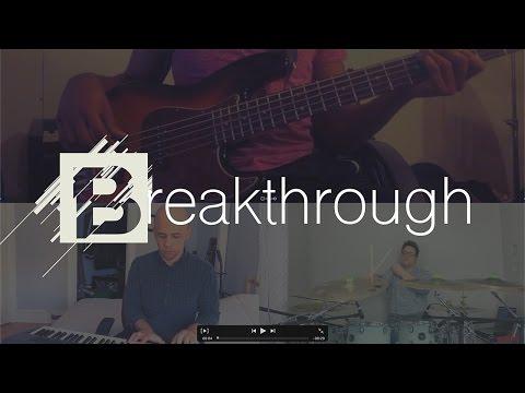 Breakthrough // Eddie James // Cover