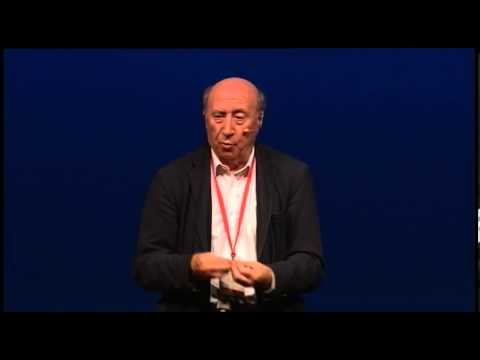 New strategies against unemployment: Peridis at TEDxMadrid