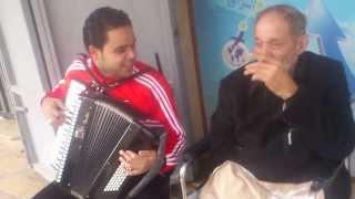 عبد الجليل عبدالقادر + حسن البيجو  دمعك غير زايد يا اجليل محاولة لتذكير اجليل بالايام الجميله